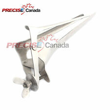 EQUINE HORSE VAGINAL SPECULUM / LARGE FARM ANIMAL VAGINAL SPECULUM