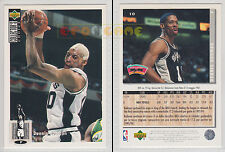 NBA UPPER DECK 1994 COLLECTOR'S CHOICE - Dennis Rodman # 10 - Ita/Eng- MINT