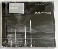 CRAIG ARMSTRONG - AS IF TO NOTHING - CD Sigillato
