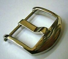 22mm steel buckle for 24mm panerai  leather watch band must have pam