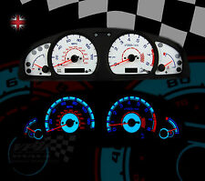 Speedometer plasma glow dial lighting upgrade kit fits Nissan Almera mk2 N15