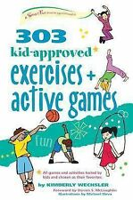 303 Kid-Approved Exercises and Active Games (SmartFun Activity Books)-ExLibrary