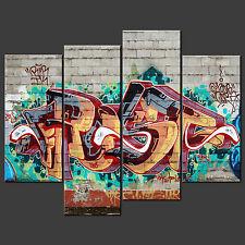 Graffiti tela pared arte imágenes impresiones más grandes tamaños disponibles