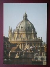 POSTCARD OXFORDSHIRE OXFORD - THE RADCLIFFE CAMERS
