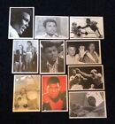 Muhammad Ali 10 Boxing Postcard Set Henry Cooper Cassius Clay