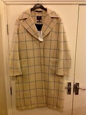 M&S Best Of British Pure Wool  Coat Size: 18
