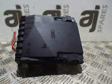VW JETTA 2.0 TDI 2009 UNDER BONNET FUSE BOX