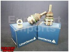Mercedes W211 W219 Front Lower Control Arm Ball Joint L & R Lemforder Set of 2