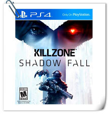 PS4 PlayStation KILLZONE: SHADOW FALL Sony Computer Entertainment Action