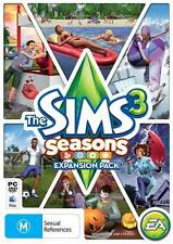 The Sims 3: Seasons - PC MAC - expansion pack - fast free post