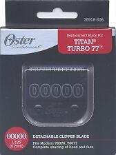 Original OSTER ESS Blade Size 00000 For Classic 76 Titan Solaris Apex 76918-606