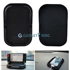 Universal Anti Slip Grip Sticky Pad holder for GPS SAT NAV TOMTOM MOBILE IPHONE