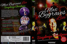 Max Bygraves - Singalonga Christmas (DVD, 2013) New Item