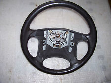 Volvo S40 V40 Steering Wheel Very Dark Grey Leather Finish 1995 - 2004 30884414