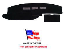 1988-1994 Chevy Pick Up (Full-Size) Black Carpet Dash Cover CH88-5 CK C1500