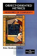 Object-Oriented Metrics: Measures of Complexity-ExLibrary