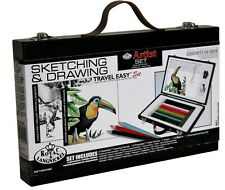 Sketching And Drawing Set Travel Easy Royal Langnickel School Set Kids Art Kit