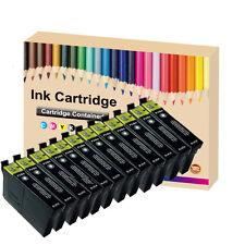 12 Black Ink Cartridge for S22 SX125 SX130 SX230 SX235W SX420W SX425W
