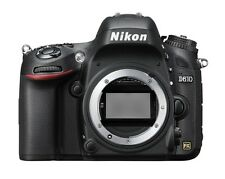 Nikon D610 24,3MP DSLR GEHÄUSE/ SCHWARZ, GEBRAUCHTWARE mit 19.103 Auslösungen