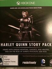 Batman Arkham Knight Xbox One Harley Quinn Story Pack