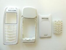 3 NOKIA 3100 3120 HOUSING COVER + KEYPAD BATTERY DOOR FACEPALATE NEW