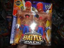 WWE LOS MATADORES FIRST TIME IN LINE FROM MATTEL, NEVER OPENED