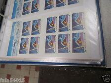 TIMBRE FRANCE NEUF CARNET bande 2002 N° 3534 meilleurs voeux vendu à faciale