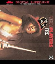 IN PLASTIC! Ohio Players--Fire (DTS 5.1 Surround Multichannel Disc)
