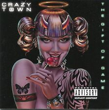 CRAZY TOWN - The Gift of Game [PA] Rap-Metal (Columbia) with Mad Lion Ships Free