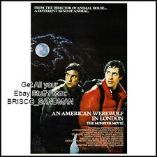 Fridge Fun Refrigerator Magnet AMERICAN WEREWOLF LONDON MOVIE POSTER Version A