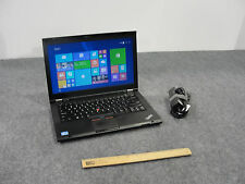 Lenovo ThinkPad T430 Laptop Core i5 3rd Gen, 6GB, 320GB HDD, Win 8 Pro, Charger