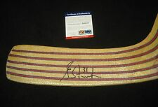 GRANT FUHR SIGNED EDMONTON OILERS MODEL STICK PSA/DNA X69510