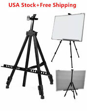 Artist Field Studio Display Painting Adjustable Tripod White Board Stand Easel W