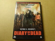 DVD / DIARY OF THE DEAD ( GEORGE A. ROMERO )