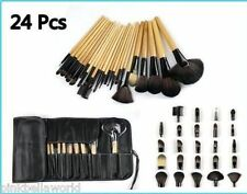 24 piece Professional Makeup Brushes Set. USA SELLER!