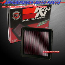 """IN STOCK"" K&N 33-2380 HI-FLOW AIR INTAKE FILTER FOR 2010-2013 KIA FORTE & KOUP"