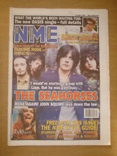 NME 1997 APR 26 SEAHORSES CHEMICAL BROS MANICS OASIS