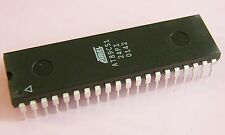 AT89C51-24PI 8-Bit Microcontroller with 4K Bytes Flash, Atmel