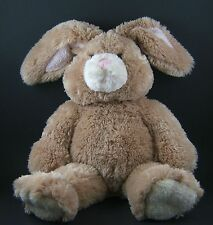 Build A Bear Plush Bunny Rabbit Hare Easter Stuffed Animal 24 in. Cuddly Toy