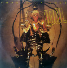 "7"" 1987 CLASSIC ROCK VG++ ! BILLY IDOL : Cradle Of Love"