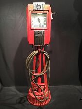 Antique Eco Model 33 Air Tire Pump Meter Vtg Gas Oil Petro Station Tireflator 37