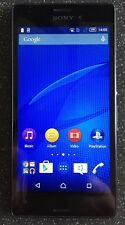 Sony Xperia M4 Aqua E2303 - 8GB - Black (Unlocked) Smartphone Phone