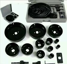 16 PCS Wood Hole Saw Set(Box Broken)
