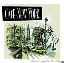 CD -Cafe New York - Top Zustand - 7798082989865