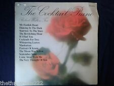 VINYL LP - THE COCKTAIL PIANO - ROBERT WALTON TRIO - CHVL121