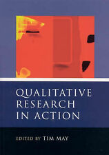Qualitative Research in Action by SAGE Publications Ltd (Paperback, 2002)