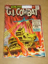 GI COMBAT #107 VG+ (4.5) DC COMICS SEPTEMBER 1964 **