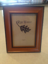 Rare Woods 5x7 picture frame