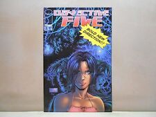 OBJECTIVE FIVE Vol. 1 #5 of 6 2000 IMAGE 9.0 VF/NM Uncertified