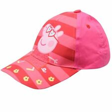 PEPPA PIG:PEPPA PIG BASEBALL CAP, 2-7YR APPROX,NEW WITH TAGS.